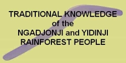 Traditional Aboriginal Knowledge