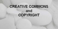 creative commons and copyright information