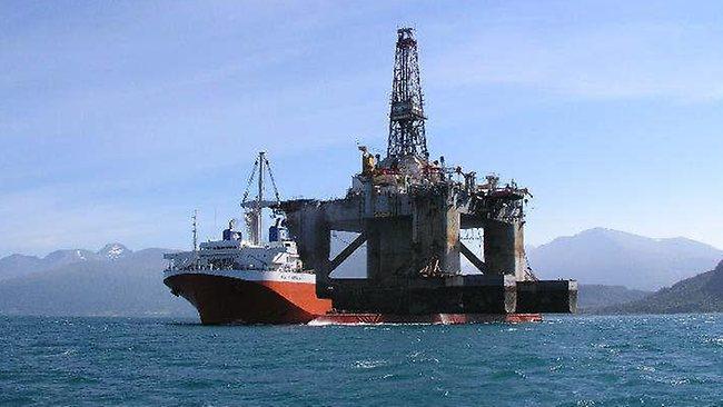 Offshore Marine Photos : Marine oil exploration